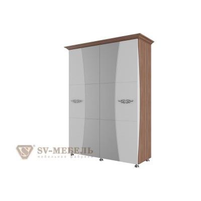 """Шкаф 4-х """"Лагуна 7"""" (1.6 м)"""