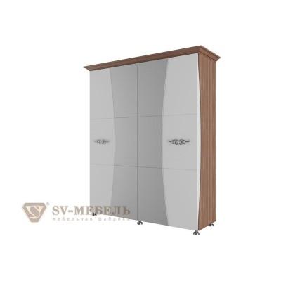 """Шкаф """"Лагуна 7"""" 4-х (1.8 м)"""