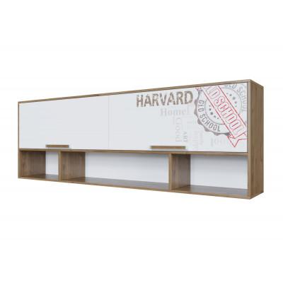 """Полка навесная над кроватью """"Гарвард"""""""