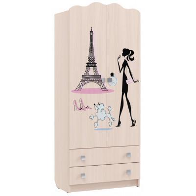 """Шкаф для детской """"Париж"""""""