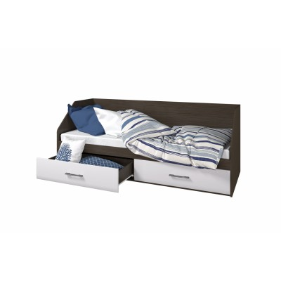 """Кровать 800/2 ящика """"Ненси"""""""