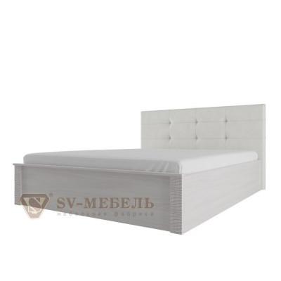 """Кровать 1,4м. """"Гамма 20"""" с мягким изголовьем"""