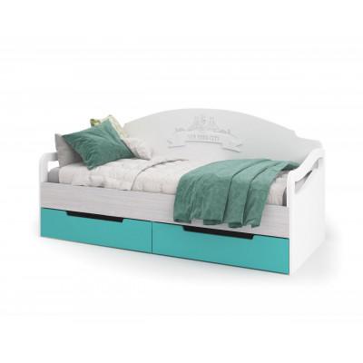 """Кровать с ящиками """"Миа"""" КР 051"""