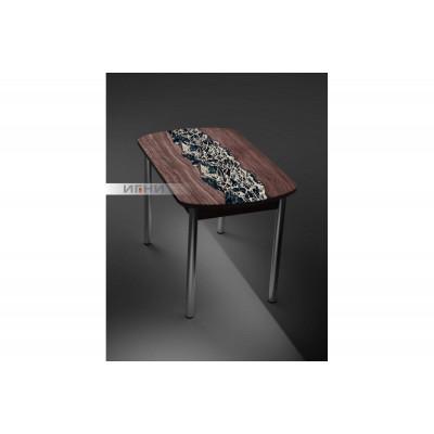 Стол Трианон с рисунком / Стекло